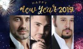 New Year's Eve Concert in Rome: The Three Tenors