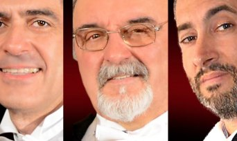 The Three Tenors at Waldensian Church